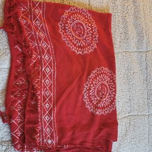 💋 2 for $15 - Pink Sarong Size SM to XL
